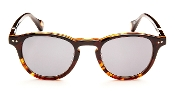 Robert Graham Sunglasses: CALVIN Brown/Grad/Tortoise w/Gray Lens