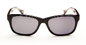Robert Graham Sunglasses-Godfather-Translucent Black Frame