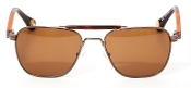 Robert Graham Sunglasses:  Redford  (Bronze)