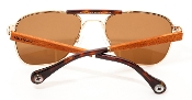 Robert Graham Sunglasses:  Redford  (Gold)