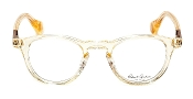 Robert Graham Wilson Collection Beige/Clear Frame