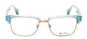 Robert Graham Throwback Collection Lt. Blue Top Rim w/Gold Lower