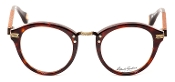 Robert Graham Princeton Collection Tortoise Frame w/Mahogany