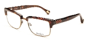 Robert Graham Jackson Collection Tortoise Frame w/ Gold Wire Rim