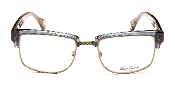 Robert Graham Jackson Collection Blue Frame with Gold Wire Rim