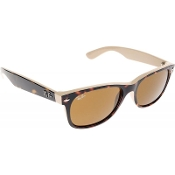 Ray Ban New Wayfarer 2132 6012 52/18 in our Optical Sh