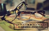 SCOTT HARRIS UNDERGROUND AVAILABLE AT ANGELO EYE ASSOCIATES